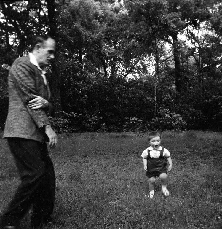 Dad and Joseph 1962