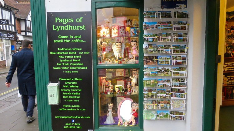 Pages of Lyndhurst 1