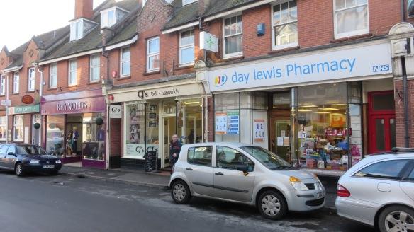 Pharmacy etc
