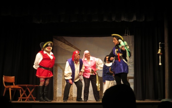 Polly the Pirate scene 9