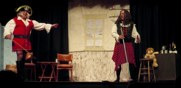 Polly the Pirate scene 2