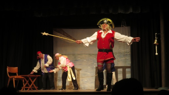 Polly the Pirate scene 4