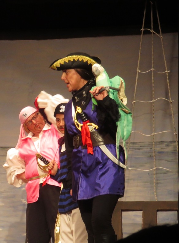 Polly the Pirate scene 6