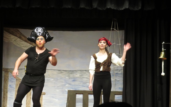 Polly the Pirate scene 8