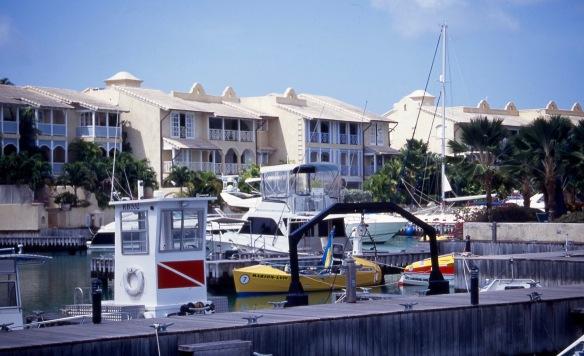Port St Charles dock 1