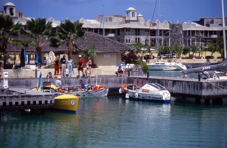 Port St Charles dock 2