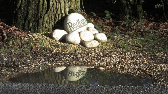 Redlands stones