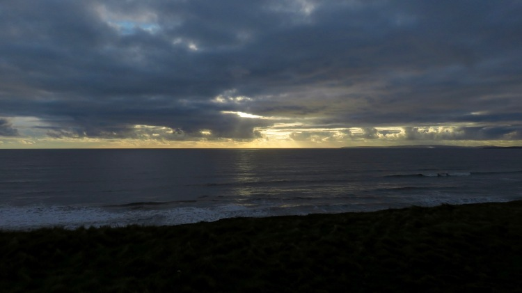 Sea and clouds 1