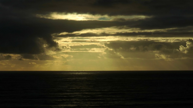 Sea and clouds 3