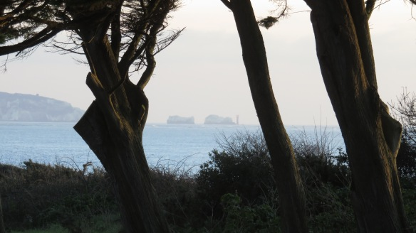 The Needles and lighthouse 1