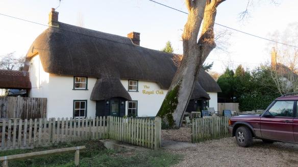 The Royal Oak, Gorley