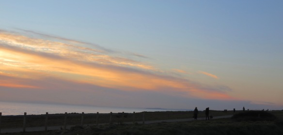 Sunset walkers