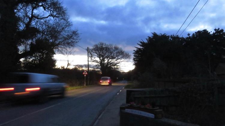 Dawn Traffic