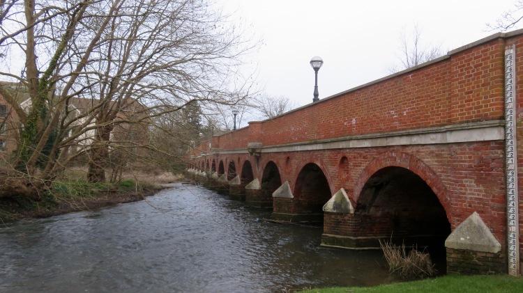 Leatherhead Bridge 2