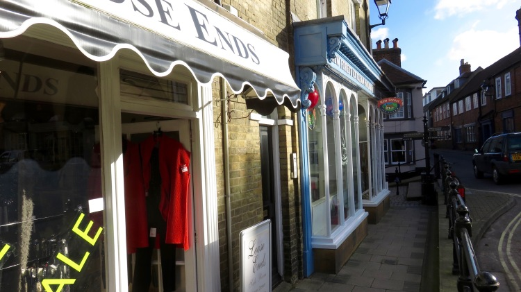 Loose Ends and New Forest Ice Cream Parlour