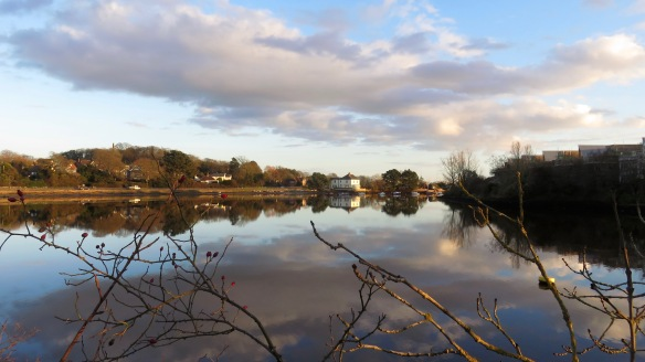 Lymington River 1