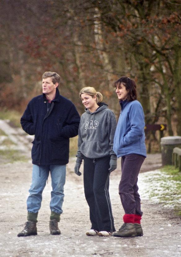 Michael, Louisa and Heidi