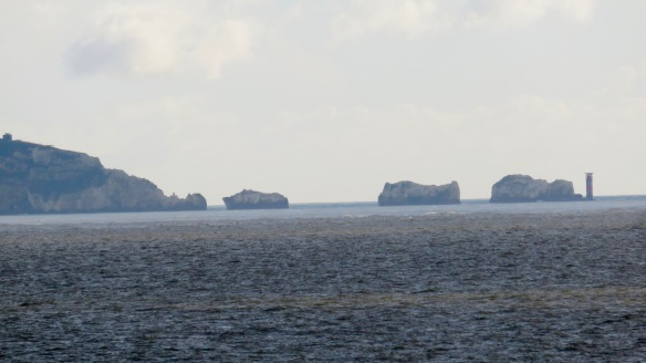 The Needles and Lighthouse