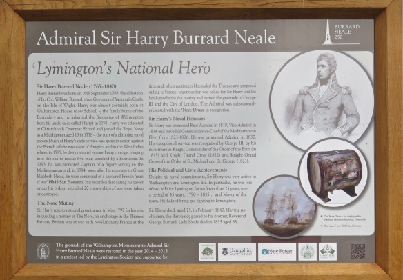 Admiral Sir Harry Burrard Neale