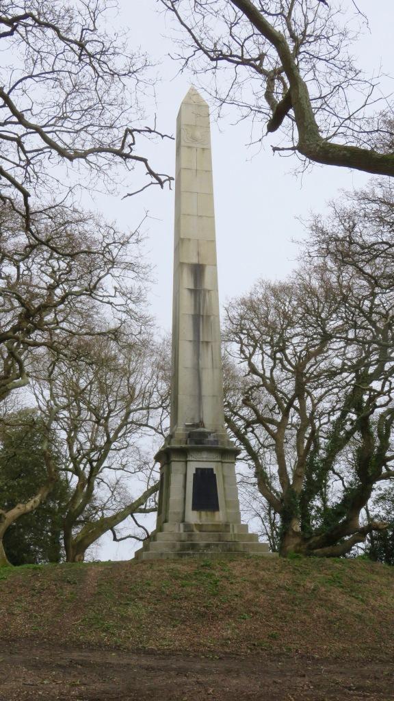 Burrard Monument