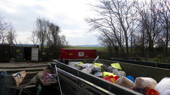Efford Recycling Centre 2