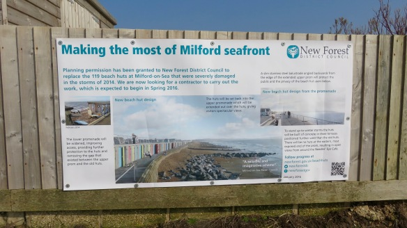 Making the most of Milford seafront