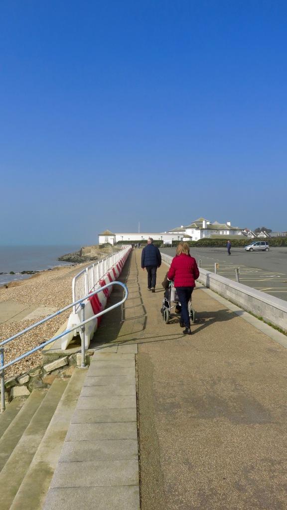 Upper promenade 1