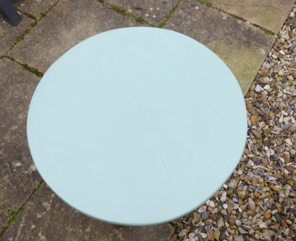 Table from dump refurbished