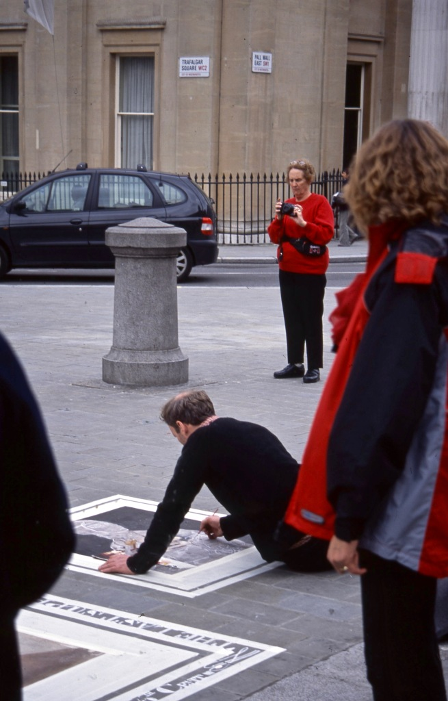 Trafalgar Square WC2