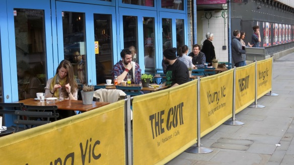 Young Vic restaurant