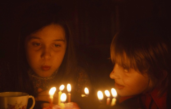 Matthew and Becky, Candles 19.12.79