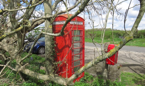 Phonebox and postbox
