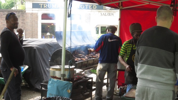 Barbecue stall 5