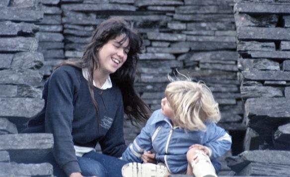 Becky and Sam 1983 2