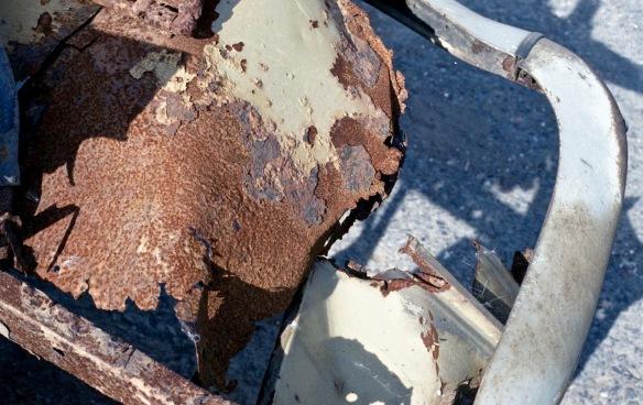 Scrap metal 1983 1