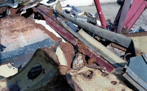 Scrap metal 1983 2