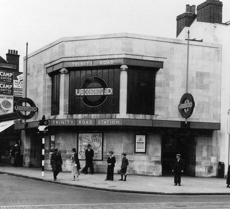Trinity Road Tube station