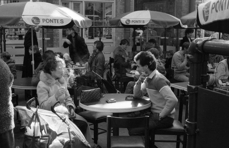 Covent Garden couple 10.83 2