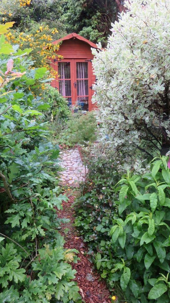 Giles's garden 1