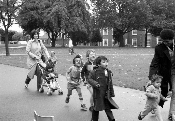 Runners and pushchair 10.83