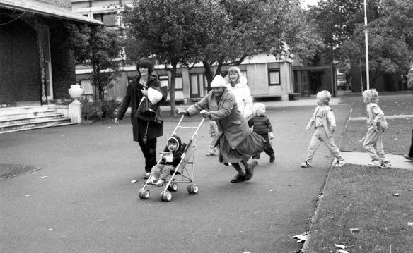 Grannie steps it out 10.83