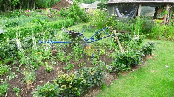 Plough, Lavender Farm