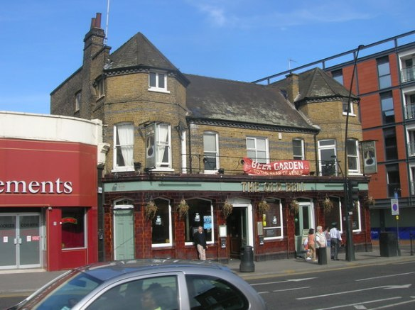The Old Bell, Kilburn