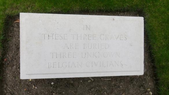 Belgian gravestone