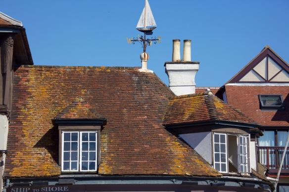 Ship Inn rooftop