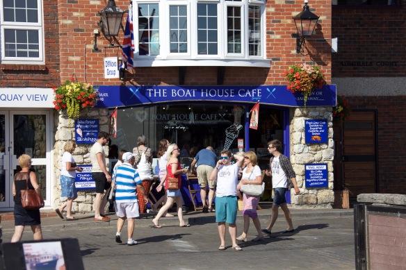 The Boat House Café
