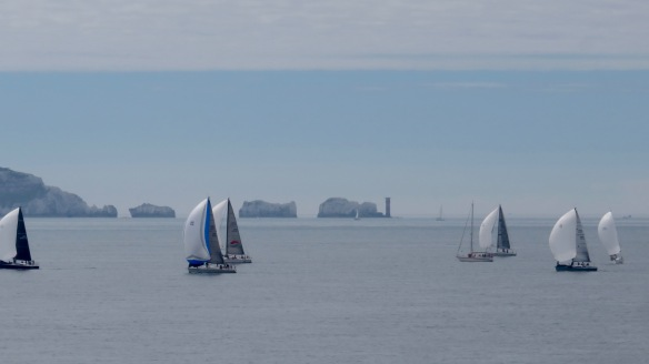 Yachts on The Solent 1