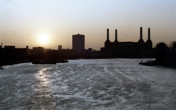 Battersea Power Station 1983