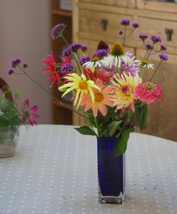 Bouquet from Paddy's Patch
