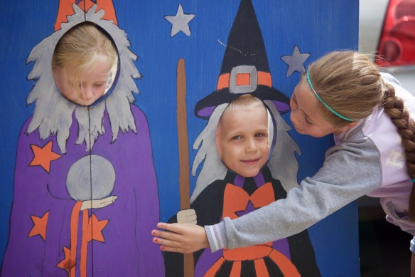 Chidren as witches 1